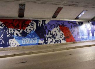 milano murale immigrati
