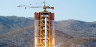 Il sito missilistico di Sohae, in Corea del Nord