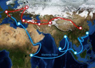 La nuova via della seta promossa dalla Cina fa preoccupare Usa e Ue