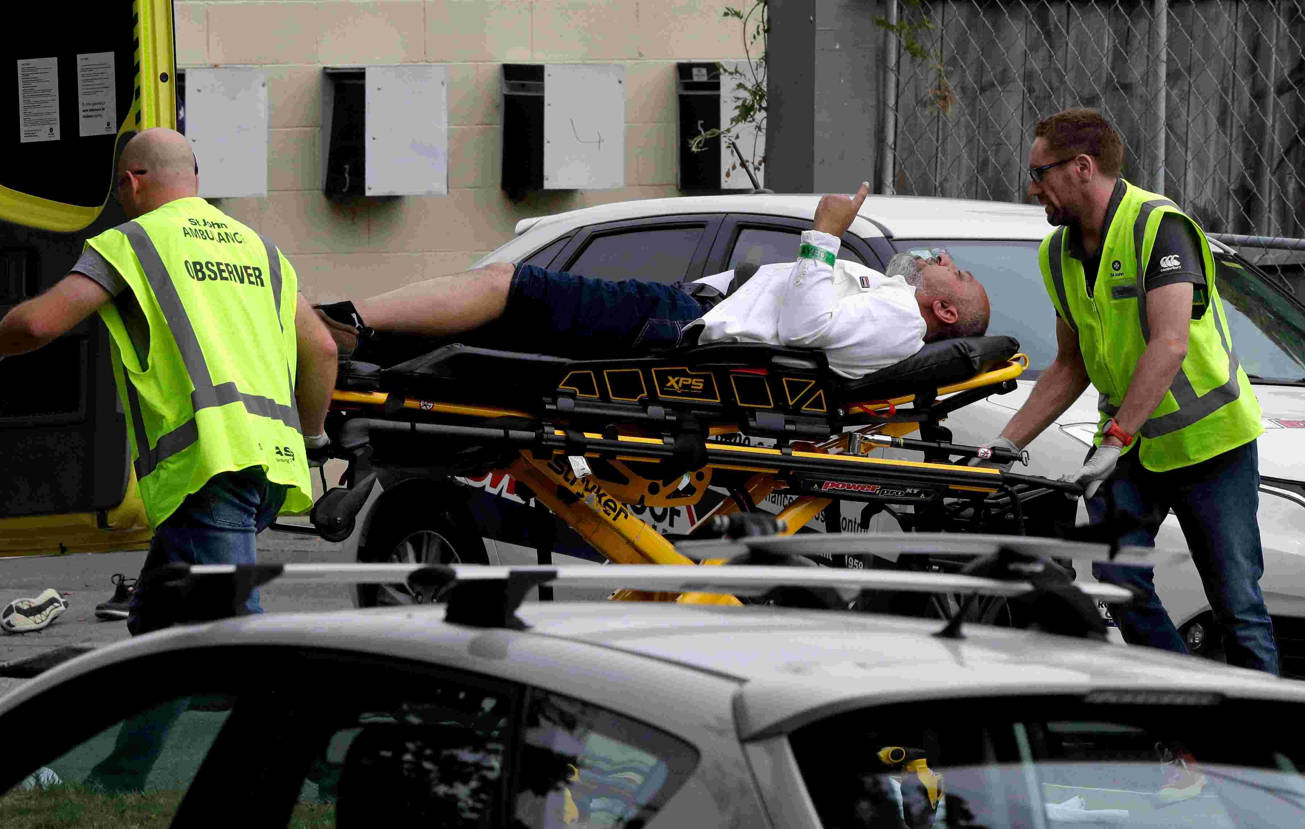 Nuova Zelanda, Attacco Contro Due Moschee: 40 Vittime