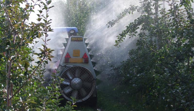 pesticidi nei campi