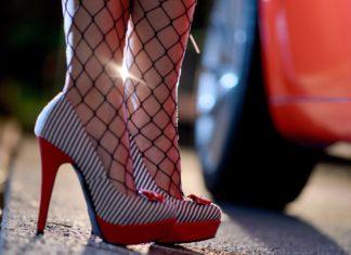 prostituta in strada