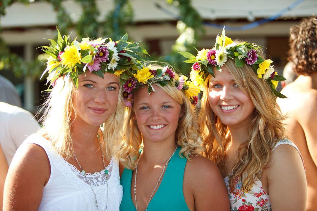 donne svedesi