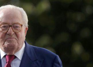 Il fondatore del Front National Jean Marie Le Pen