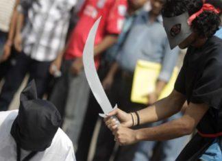 Pena di Morte in Arabia Saudita