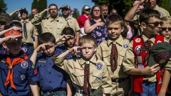 boy scout americani