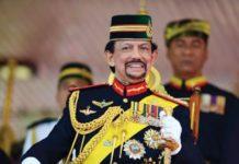 Il sultano del Brunei