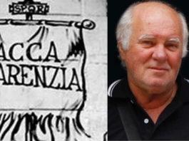 Carlo Giannotte storico militante Msi
