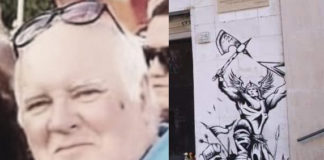 Carlo Giannotta storico militante missino