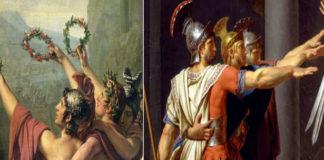 quadri di jacques louis david