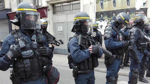 Lourdes forze speciali in azione