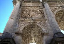 Arco di Settimio Severo a Roma