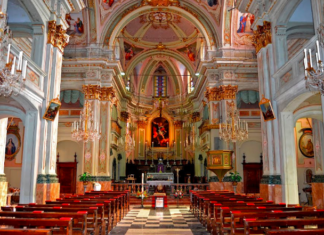 immigrato chiesa
