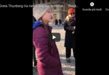 Greta Thunberg la sedicenne paladina del clima