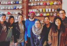 caffetteria vegan femminista chiusa per fallimento