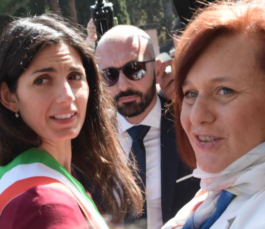 Virginia Raggi sindaco di Roma