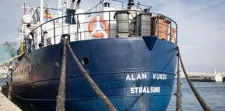 nave alan kurdi della sea eye