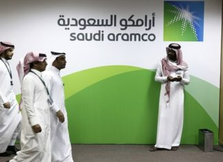 aramco, compagnia saudita