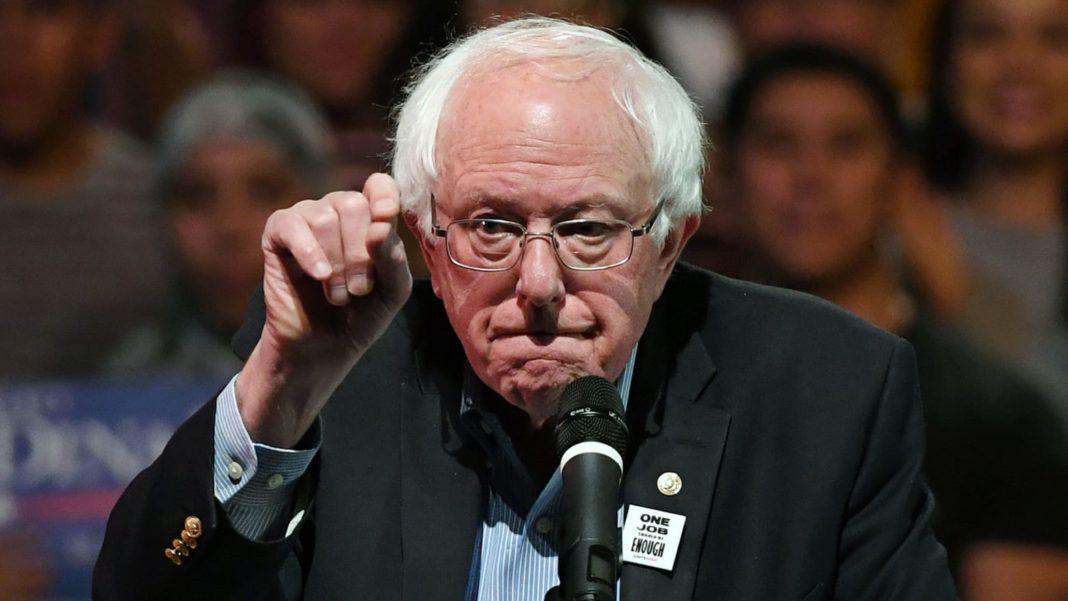 bernie sanders, senatore democratico
