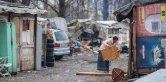 campo rom in italia