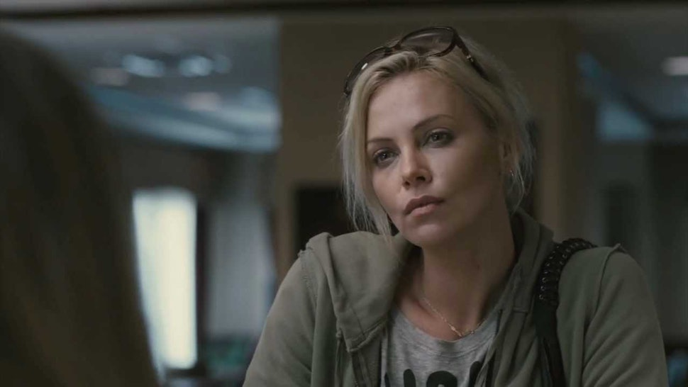 charlize theron, attrice