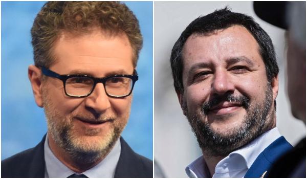 Salvini non andrà da Fazio