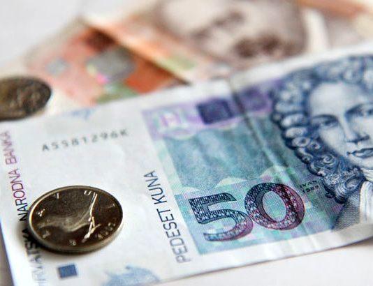adesione euro croazia