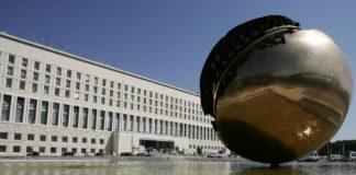 il ministero degli esteri alla farnesina