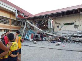 filippine, terremoto di magnitudo 6.3