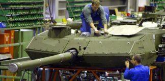 germania industria militare