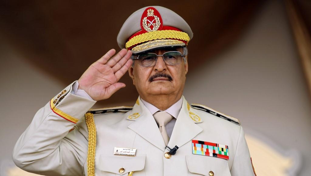 haftar, generale libico