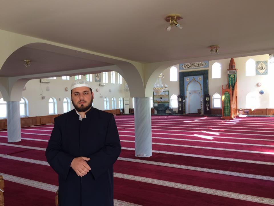 imam di grosseto in moschea