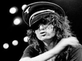 jimmy page cappello nazista foto del 1977