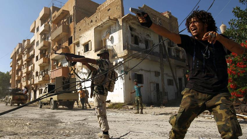 Ancora combattimenti in Libia