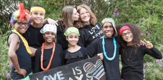 madri lesbiche con figli adottivi