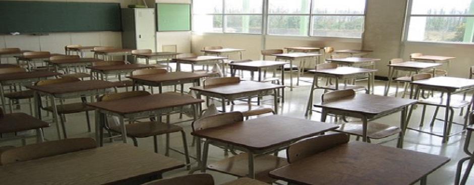 Crollano gli iscritti alle scuole di ogni ordine e grado