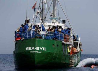 la nave alan kurdi di sea eye
