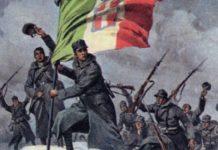 soldati italiani della Grande Guerra