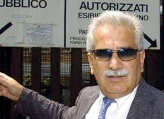 Severino Antinori davanti alla corte d'appello