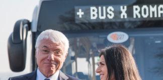 Autobus Atac Virgina Raggi