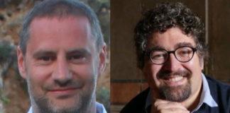 I giornalisti Marco Castelnuovo e Alessandro Barbera