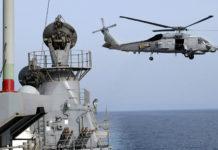 elicotteri Usa in Iran