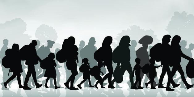 Invasione di immigrati
