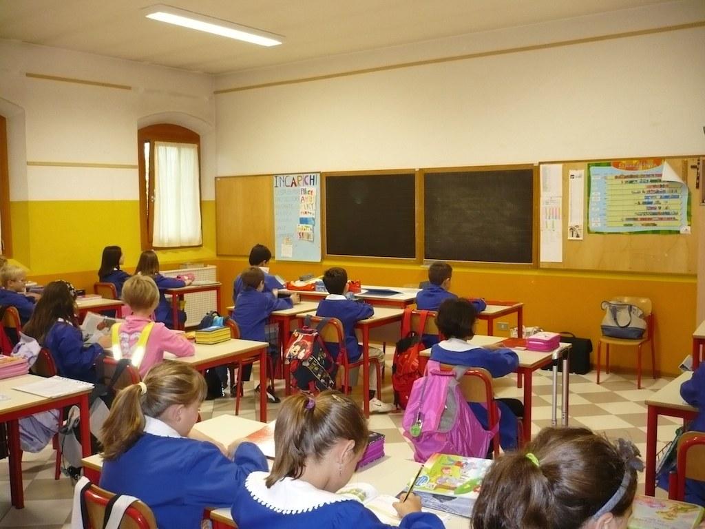 recita scolastica bella ciao