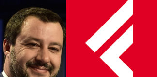 Il ministro dell'Interno Matteo Salvini