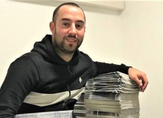 Francesco Polacchi, imprenditore ed editore di Altaforte