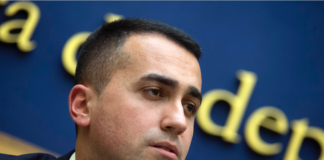 Luigi Di Maio vicepremier 5 Stelle
