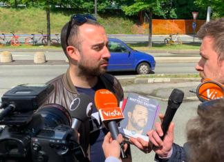 polacchi altaforte conferenza stampa torino