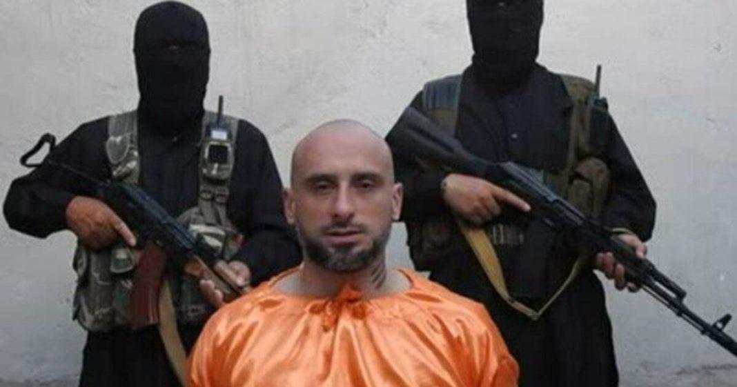 alessandro sandrini, ostaggio in Siria