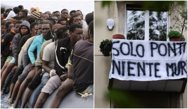Milano bollettino delinquenza immigrazione